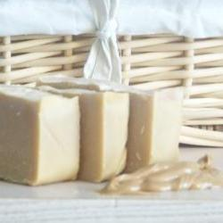 Orange Creamsicle Cold Process Soap (Vegan)