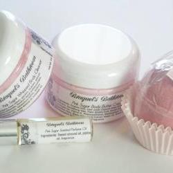 Pink Sugar Bath Collection